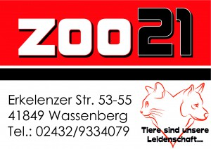 Zoo21 Website