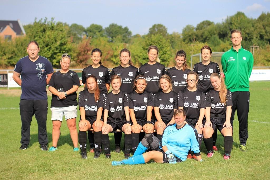 Damenmannschaft1819