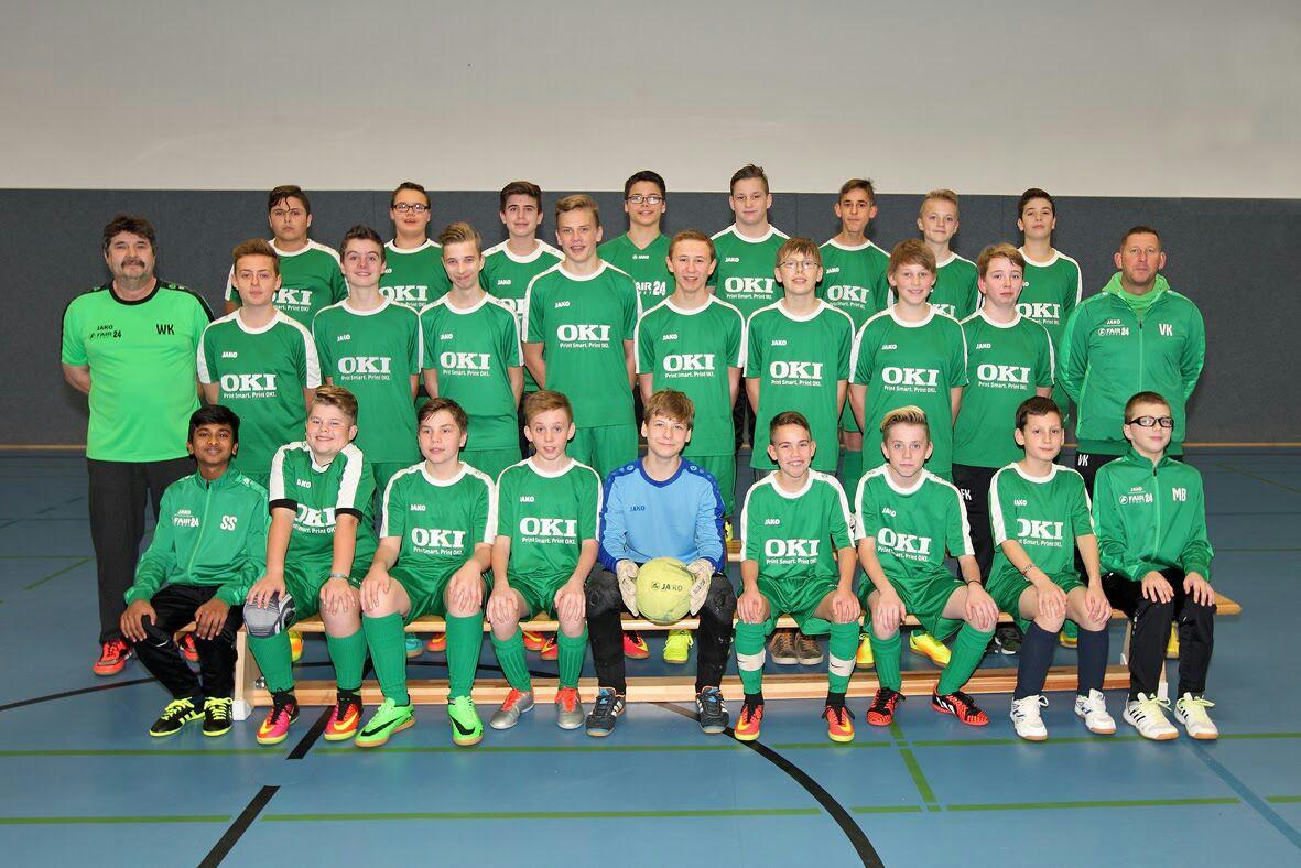 C-Jugend 2016-2017